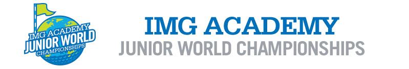 IMG Academy Junior World - Girls 15-18 Leaderboard   Junior