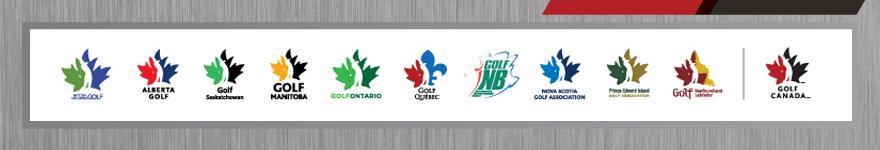 Golf Canada y asociaciones provinciales