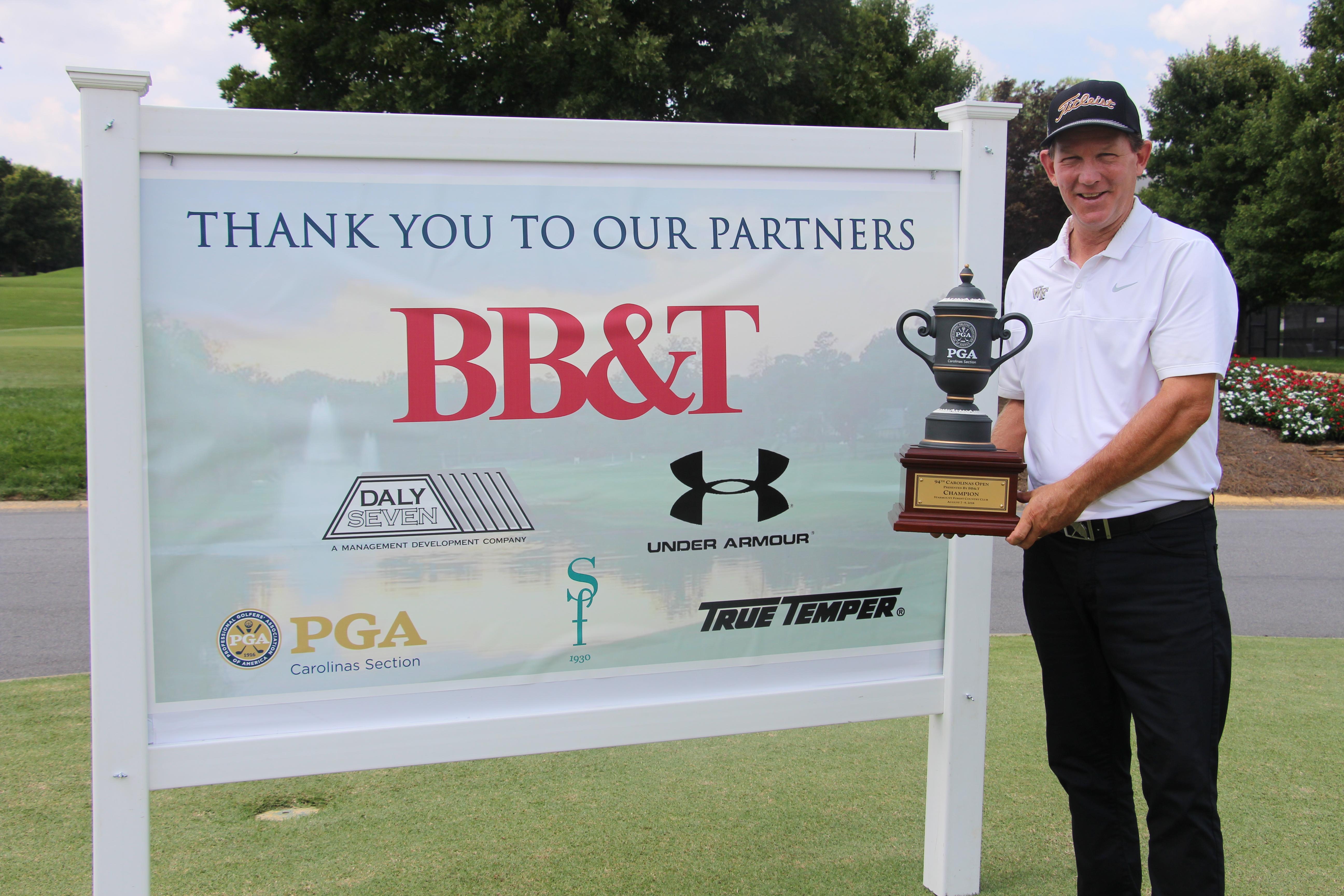94th Carolinas Open Bb T Bonus Profs Leaderboard Carolinas Pga