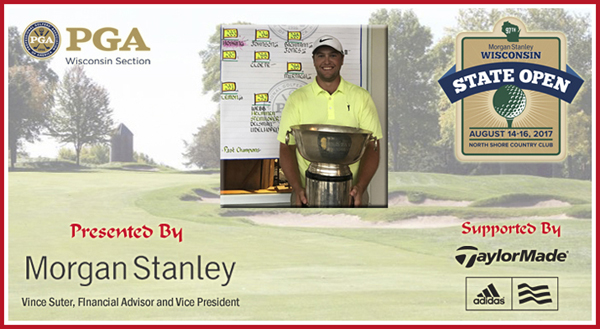 97th Morgan Stanley Wisconsin State Open - 72 Hole Stroke Play